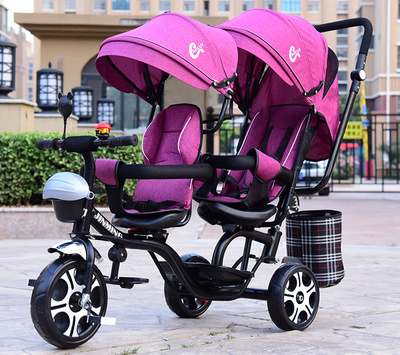 Four Wheels Net Summer Baby Stroller Light Stroller BS-24 pictures & photos
