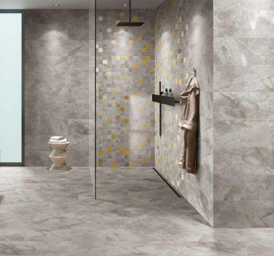 China Modern Design Wall Porcelain Tile, Porcelain Tiles For Bathroom