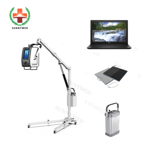 Sy-D019c Hospital High Frequency 8kw Portable Digital X Ray Machine