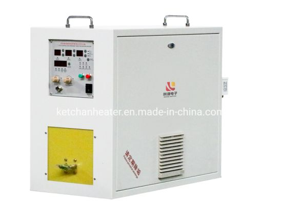 IGBT High Frequency Induction Soldering Equipment with Automatic Control System for Metal Welding