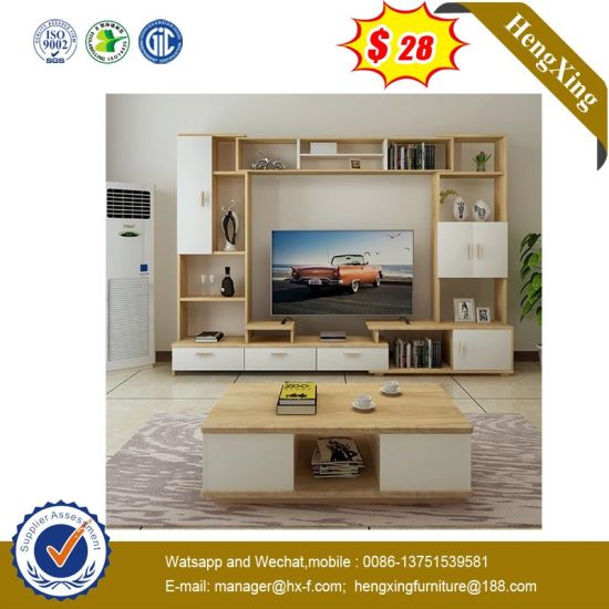 Modern Home Hotel Living Room Bedroom Wooden Coffee Table