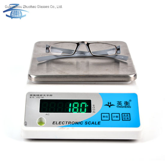 386f50a6c2d Wholesale Products Vogue Custom Eyeglasses Reading Glasses Frame Metal  Optical Frame with Tr90 Temple