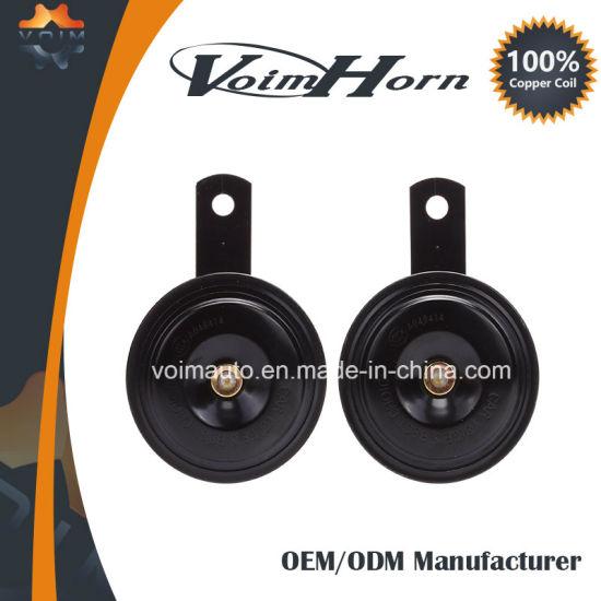 Car Parts 12V Universal Disc Car Horn Speakers Loud Sound