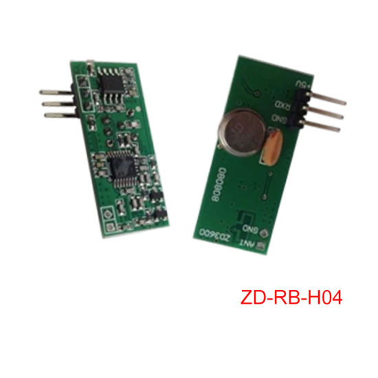 Best Price Superheterodyne 433MHz RF Receiver Module for Alarm System pictures & photos