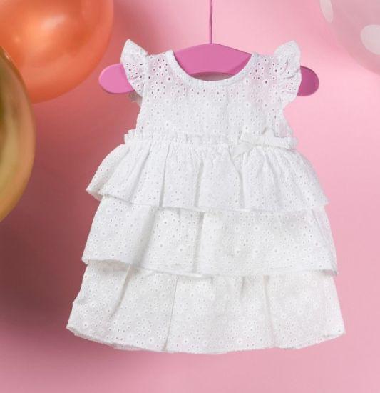 Wholesale Custom Cotton Fashion Children Kids Baby Girl Dress