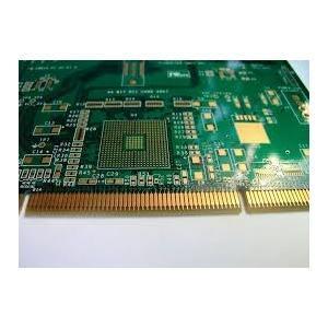 Gold Finger 4 Layer PCB Prototype PCBA Prototype