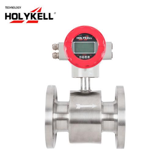 Sanitary Type Food Grade Electromagnetic Flow Meter