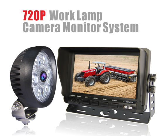 Ahd Work Lamp Camera Monitor System pictures & photos