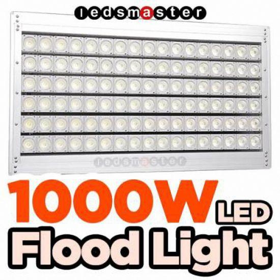 Waterproof IP66 1000W LED Flood Light for Football Field Stadium