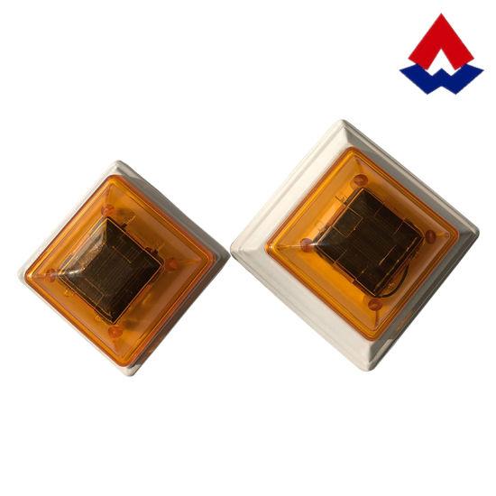 Solar Guardrail Light for Road Safety Warning Light