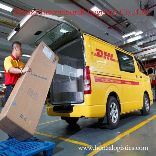 TNT FedEx UPS DHL Express From Shenzhen or Guangzhou to Kuwait pictures & photos