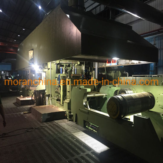 1450mm Biased 8 Roller Reversible Cold Rolling Machine