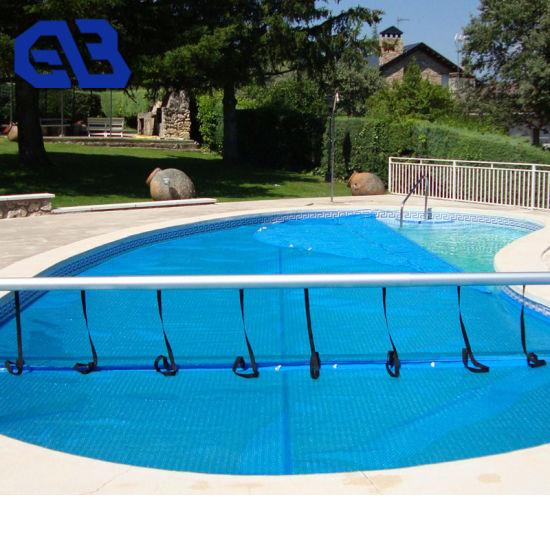Swimming Pool Cover Rainproof Dust Cover Frame Pool Cover Rectangular Swimming Pool Cover