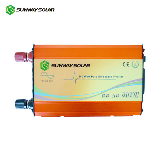 Sunway 300W off-Grid Pure Sine Wave Solar Inverter pictures & photos