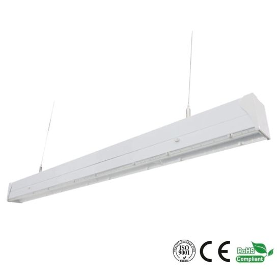 Commercial Indoor Lighting Manufacture Led Linear Strip Trunking Light