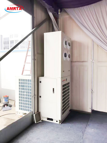 China Portable Air Conditioner Chiller Heater Rental Mobile Air Conditioner China Rooftop Packaged Unit Portable Air Conditioner