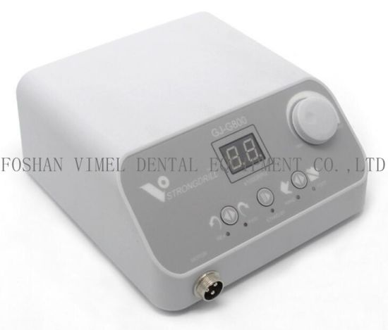 China Dental Lab Equipment 50000rpm Pedicure Maniure Machine