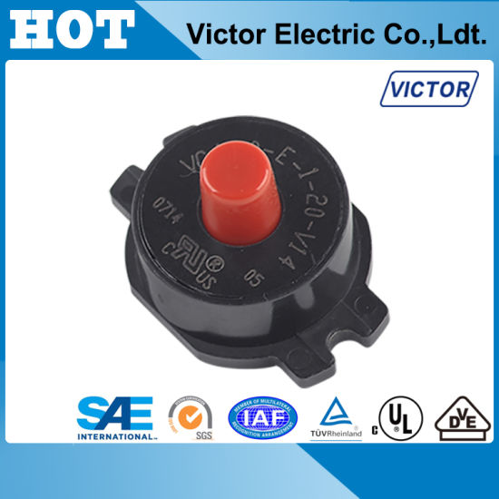 Motor Protector, Thermast, Thermal Protector Vc4-0 Bimetal Thermal Protector pictures & photos