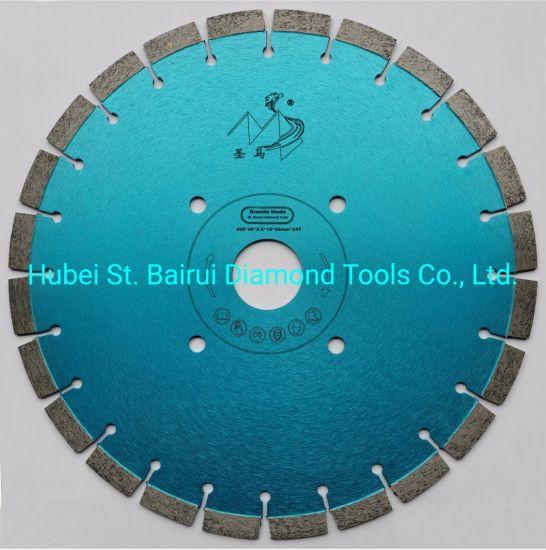 Factory Direct Sale Diamond Saw Blade for Granite Concrete Cutting