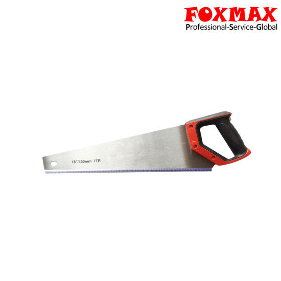 65mn Alloy Steel Hand Saw (FHS-10) pictures & photos