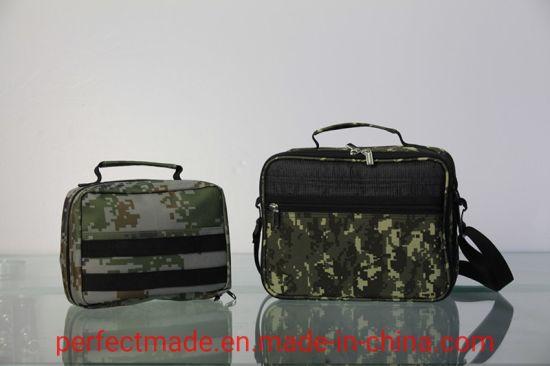 Camouflage First Aid Kit, Storing Bag, Handbag, Cosmetic Bag, Emergency Bag