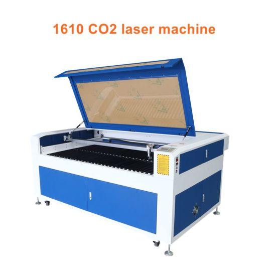 1610 CO2 Laser Cutting Engraving Machine