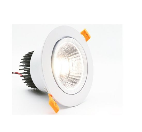 2.5 Inch5w High Power Aluminum COB LED Down Ceiling Spotlight Light pictures & photos
