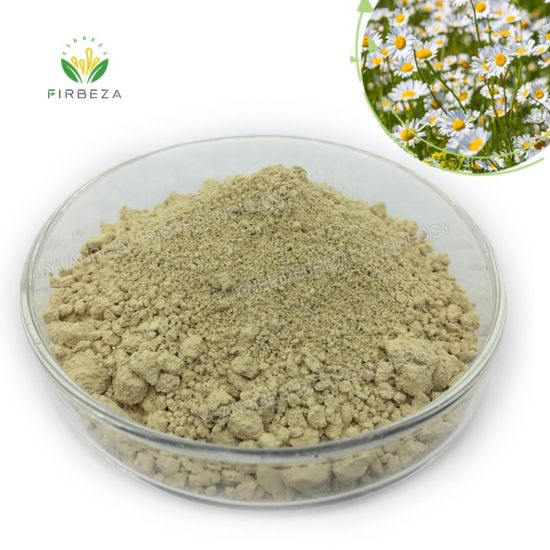 100 % Natural Chamomile Flower Extract 98% Apigenin Powder