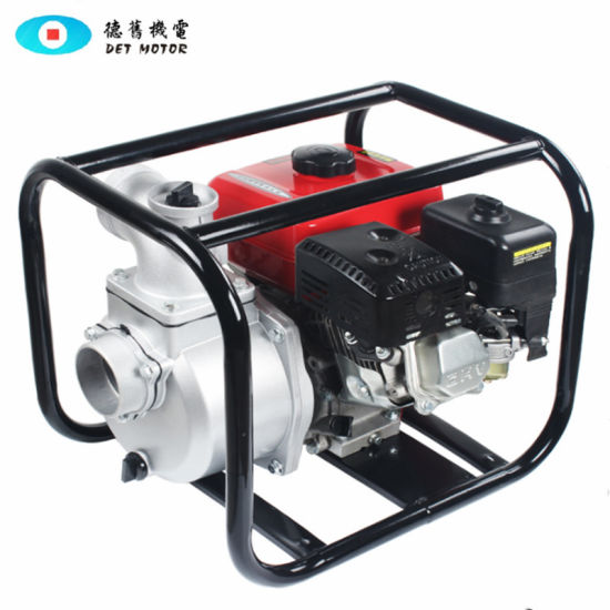 Self-Priming Centrifugal Gasoline Water Pump for Petrol