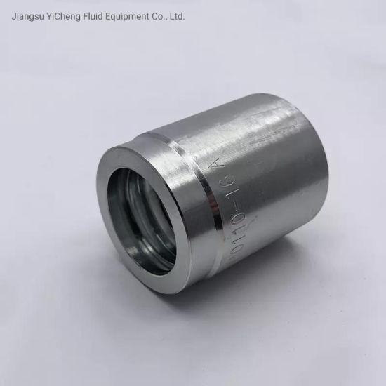 Ferrule for SAE100r1at En853 1sn Hydraulic Hose Fittings