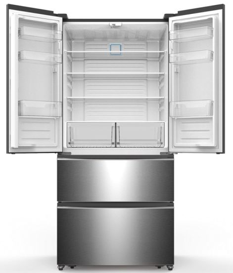 558 Liter Frost Free French Double Door Drawer Fridge Refrigerator with Gems Meps Approved Kdfd558we