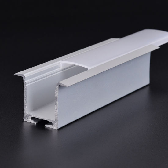 Aluminium Channel Ceiling Recessed Alu Profile Linear Lighting for Flexible LED Strip pictures & photos