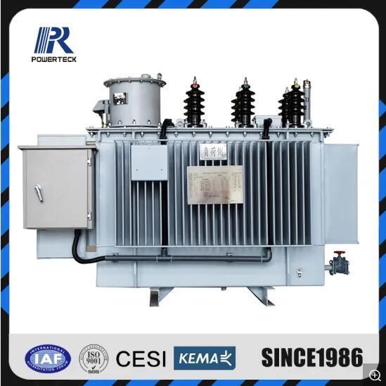 3 Phase 11-33kv SVR Oil Immersed Automatic Voltage Regulator
