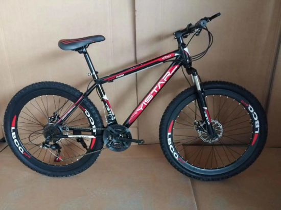 Wholesale 26 Inch Cheap Mountain Bike, China Good Quality 21 Speeds Mountain Bike