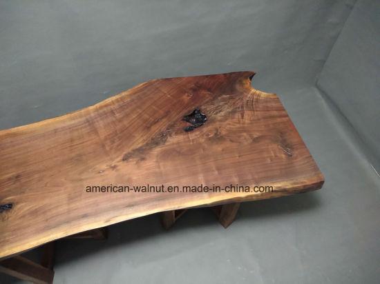 China American Black Walnut Slab With