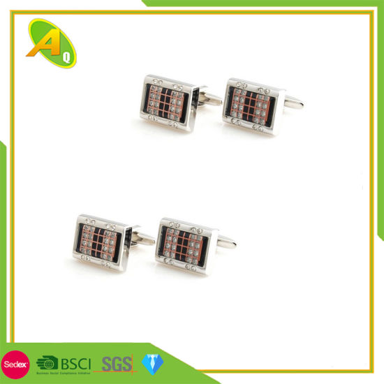 Cuff Links Packaging Box Promotion Gift (026)