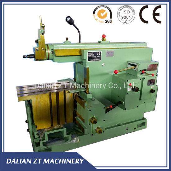 Manual Horizontal Geared Metal Shaping Shaper Machine Bc6063