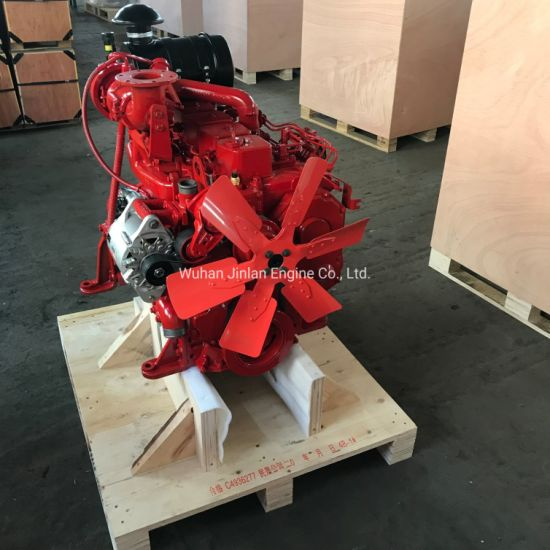 4bt3.9-C70 Fire Pump Water Pump Engine Cummins with Radiatior