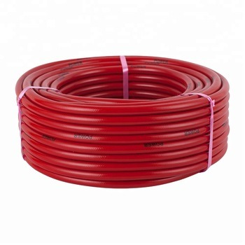 6.5mm Soft PVC and Rubber Modified Red Air Hose pictures & photos