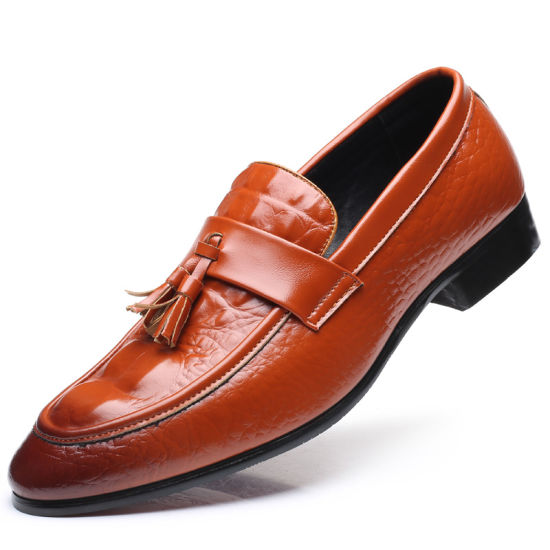 Hot Sale Casual Dress Man Shoes pictures & photos