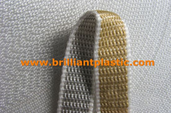 China PP Nylon Window Webbing Safety Tape Belt Rolling Shutter