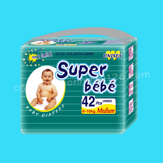 High Quality Best Price Disposable Sleepy Baby Diaper
