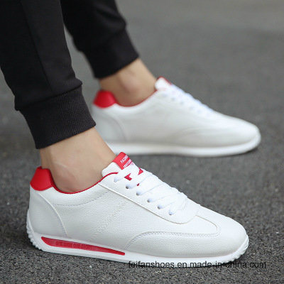 Men's Casual Sports Shoes Fashion Non-Slip Running Shoes (FFXXY1228-27)