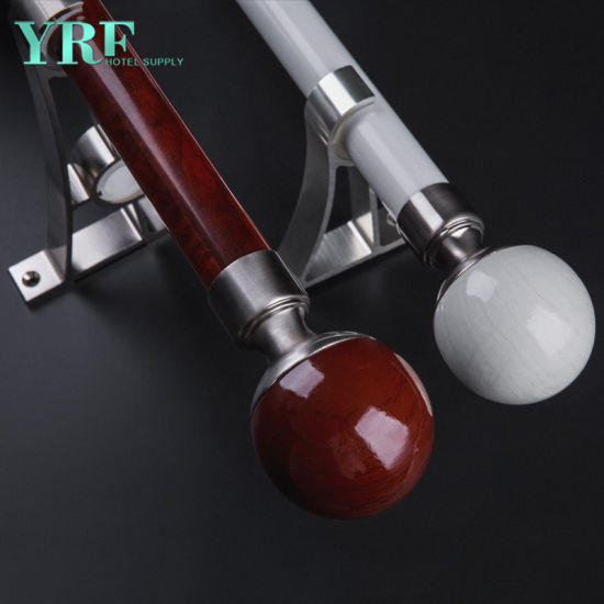 Guangzhou Foshan Factory Supply Curtain Rods Gliders for Home
