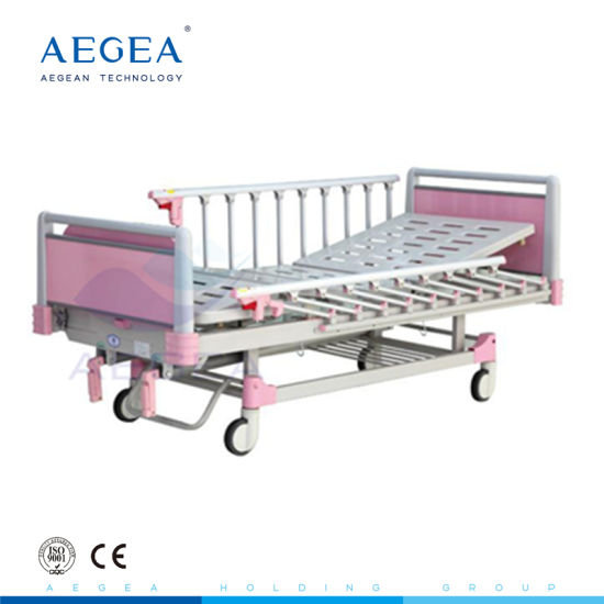 China AG-CB012 Al-Alloy Rails Two Function Kid Bed - China