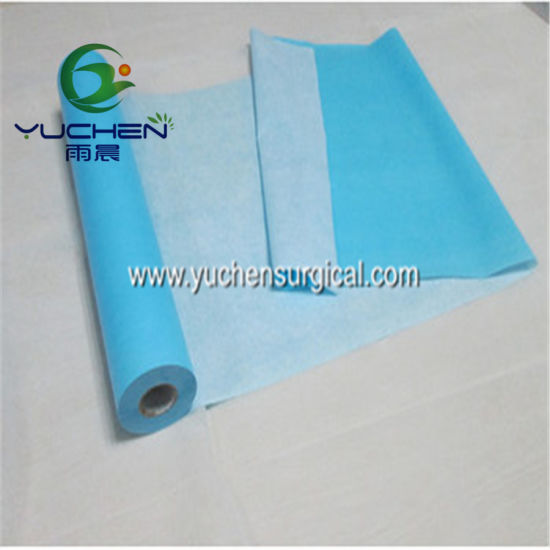 Disposable Bed Sheet / Couch Paper/Exam /Smooth/Table Cover Roll & China Disposable Bed Sheet / Couch Paper/Exam /Smooth/Table Cover ...