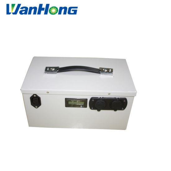 Lithium Battery/LiFePO4 Battery/24V 50ah Deep Cycle Battery/Lithium Ion Battery/Li-ion Battery for Solar Street Light