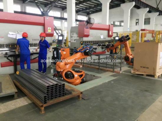 CNC Hydraulic Press Brake Machine (CNC automation solution)