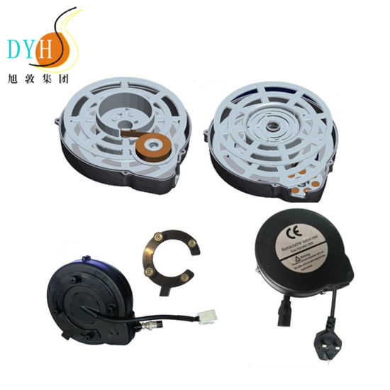 220V 6-13A Power Cord Retractable Cable Reel for Rice Cooker