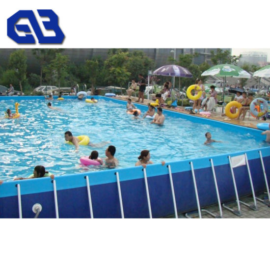 Customized Swimming Pool Cover Waterproof Cover PVC Tarpaulin pictures & photos